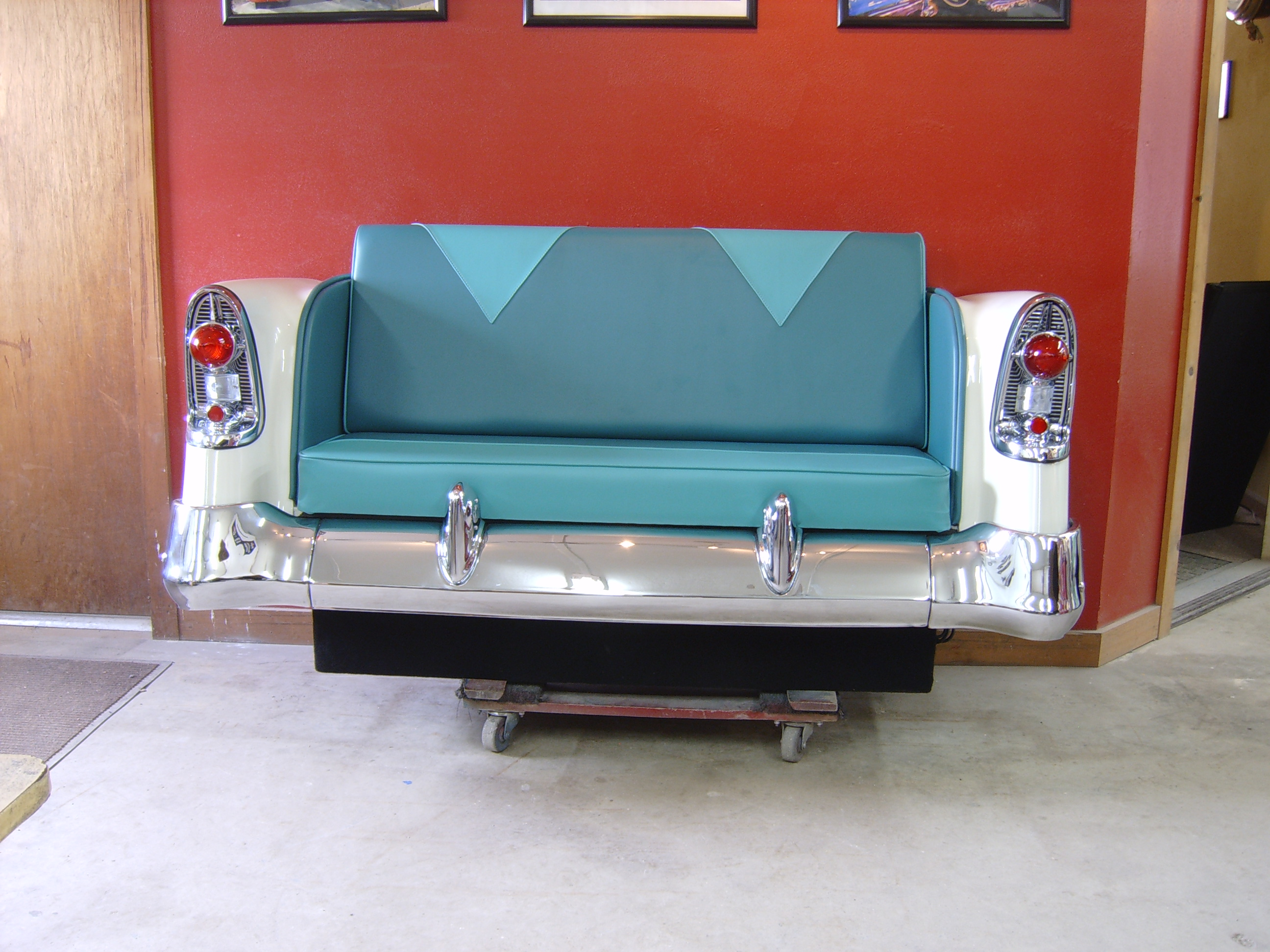 55 Chevy Front Seat For Autos Post
