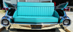 1959 Cadillac Rear End Rear Facing Couch